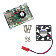 DC 5V 0.2A Cooling Cooler Fan for Raspberry Pi Model B+ / Raspberry Pi 2/3 FG