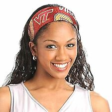 VIRGINIA TECH hokies NCAA FanBand Jersey Headband ,,,,,lowest price is here new