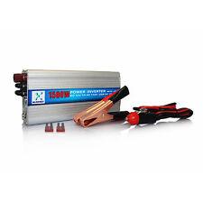 Car 1500/3000W Peak Power Inverter Charger 12V To 110V DC-AC Adapter Convert USB