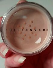 BRAND NEW SHEERCOVER BRONZING TAN MINERALS FACTORY SEALED 1g (.03oz) 6m