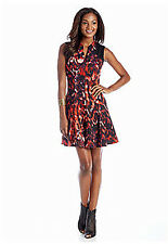 Jessica Simpson Fit and Flare Knit Dress NWT 4