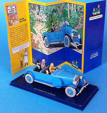 VOITURE TINTIN CAR ATLAS N° 5 Lincoln Torpedo  Les cigares du Pharaon  HERGE