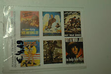 1/35ème  POSTERS USA WWII POUR DIORAMAS - ALEXANDER THE GREAT référence S012