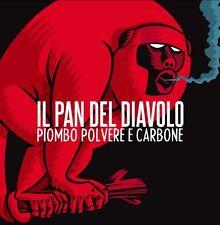 PAN DEL DIAVOLO - PIOMBO POLVERE E CARBONE - CD SIGILLATO 2012