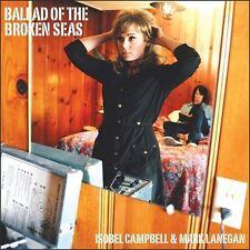 Isobel Campbell & Mark Lanegan - Ballad of the Broken Seas   - CD Album