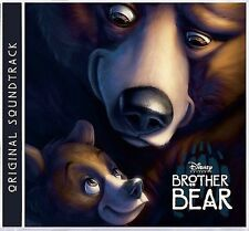 Brother Bear Soundtrack by Phil Collins (CD, Oct-2003, Disney)