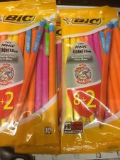 BiC Matic Mechanical Pencils 0.9mm  Lead Strong (Pack Of 10)