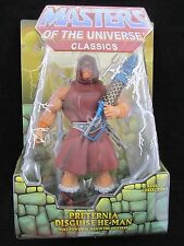 Masters of the Universe Classics Preternia Disguise He-Man w/ Mailer MOTUC