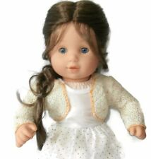 "American Girl Doll Bitty Twins Custom Wig Size Wig 12-13"" Bitty Baby"