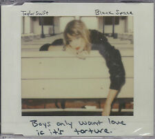 TAYLOR SWIFT BLANK SPACE ENHANCED CD SINGLE WITH VIDEO