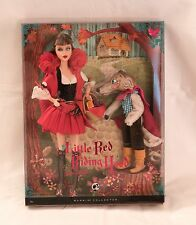 2008 Silver Label Little Red Riding Hood and the Wolf Barbie, #N3245