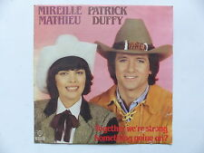 MIREILLE MATHIEU PATRICK DUFFY Together we're strong 105077