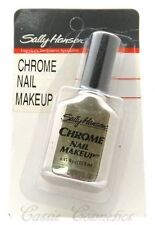 Sally Hansen Chrome Nail Polish / Nail Makeup - White Pearl Chrome 39