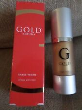 Gold Serums Snake Venom RRP GBP 145.00 30ml / 1.01 fl oz for Anti-Ageing