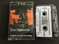 DJ Whoo Kid Stretch Armstrong Final Destination 3 CLASSIC NYC Mixtape Cassette