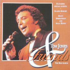 TOM JONES & FRIENDS VOL. 2 - THE RED ALBUM CD