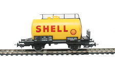 """57707 Piko HO & OO Gauge Tank Wagon of the German DB in """"Shell"""" Yellow Livery"""