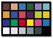 "X-Rite MSCCC Original ColorChecker Classic Card - 8.5 x 11"" - Brand New"