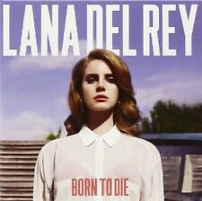 Born To Die - Deluxe Edition [Digipack] [Audio CD] Lana Del Rey - SIGILLATO