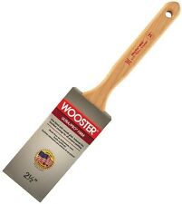 "2-1/2"" Wooster Ultra/Pro Firm Mink Flat Sash Paint Brush Nylon/Polyester - 4175"