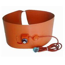 200L/55Gallon 240V 1000W Silicon Band Drum Heater Oil Biodiesel Metal Barrel dgz