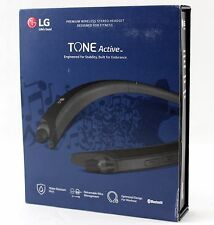 Genuine LG HBS-A80 TONE ACTIVE Wireless Bluetooth Headset Water Resistant -JS232