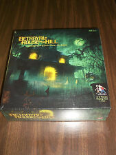 BETRAYAL at HOUSE on the HILL 2nd Edition!!  A Strategy Game New + Sealed!!