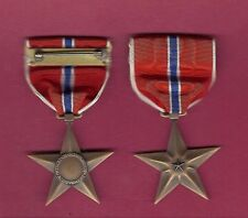 WWII Bronze Star medal Genuine WW2 Vintage 1944