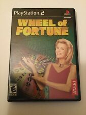 Wheel of Fortune (Sony PlayStation 2, 2003)