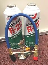 R-22, Refrigerant, R22, Air Conditioner, Refrigeration, Re-charge Kit B1