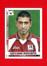 CALCIATORI Panini 2000-2001 - Figurina-sticker n. 324 - MORABITO -REGGINA-New