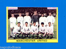 CALCIATORI PANINI 1966-67 - Figurina-Sticker - MANCHESTER UNITED -Rec