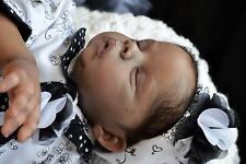 Stunning Reborn Ethnic baby-LE Haley by LTR- Starkissed Babies- No Reserve