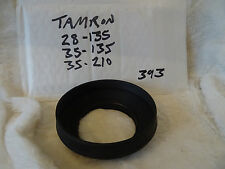 Tamron Lens Hood for 28-135, 35-135, 35-210 mm lenses