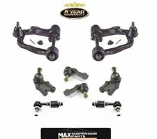 Ball Joint Control Arms Tie Rods Sway Bar Links for Nissan Urvan 2002-2007 10Pc