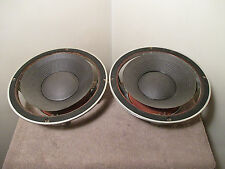 "JBL 127A 10"" Speakers Woofers Pair for L50 (Vintage)"