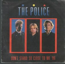 """THE POLICE 7""""PS Spain 1986 Don't stand so close to me '86 / Live"""