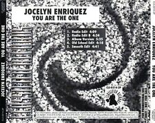 JOCELYN ENRIQUEZ  You Are The One  5x  promo CD Single 1994 Classified