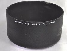 Tokina AT-X MH-774 77mm Metal Lens Hood for 80-200mm f2.8 SD