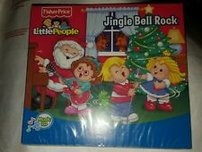 Jingle Bell Rock [Digipak] (NEW AND SEALED CD, Fisher-Price) Little People