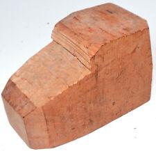 Italian Briar Burl Pipe Making Wood Timber Ebauchon M Type Smoking Pipe Hardwood