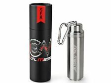 Coil Master SEB Stainless Steel Easy Drip Juice Bottle 20ml Portable Refill