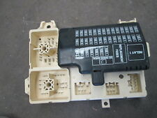 2000 2001 2002 LINCOLN LS INTERIOR FUSE BOX RELAYS