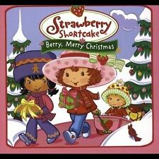 Strawberry Shortcake: A Berry Merry Christmas (CD 2003 Koch (USA)) Soundtrack NM