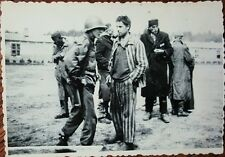 Photo - LIBÉRATION Camp Concentration HOLOCAUSTE  - 2.wk ww2 foto