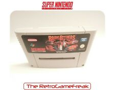■■■ Super Nintendo / SNES : Brawl Brothers - (PAL) Cart Only ■■■