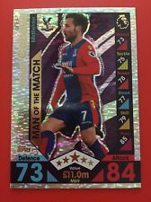 2016 2017 MATCH ATTAX ATTACK EXTRA MAN OF THE MATCH MOTM CABAYE MA9
