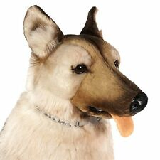 German Shepherd Dog by Piutre, Hand Made in Italy, Plush Stuffed Animal NWT