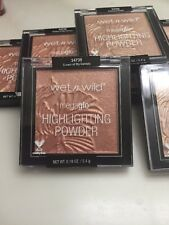 Wet n Wild Megaglo Limited Edition Highlighting Powder Crown of My Canopy Sealed