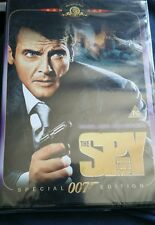 Spy Who Loved Me Special 007 Edition James Bond, Roger Moore - NEW Region 2 DVD